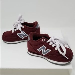 Classic Baby Boy New Balance Sneakers